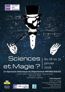 Affiche de Sciences et Magie